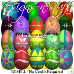 Easter Eggs 3 - Resell